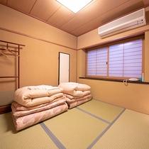 1つとして同じ造りのお部屋はございません。【バス・トイレ付き客室】