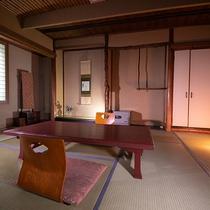 暖かく優しくゆったりとした空間【和室バス・トイレなし】【グループ部屋】
