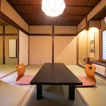 京都の伝統美を生かした木造りの空間【和室バス・トイレなし】