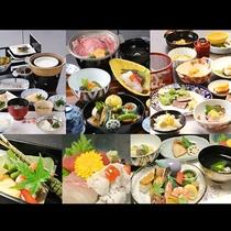 旬の食材を活かした彩りある京料理をご堪能くださいませ♪