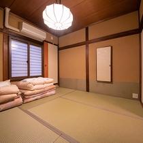 1つとして同じ造りのお部屋はございません。【和室バス・トイレなし】