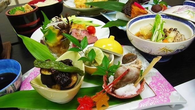 日帰り●蛍ガイド付!!温泉&お食事満喫★自然に満足