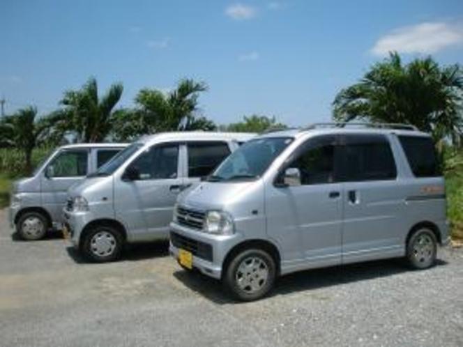 レンタカー(軽ワゴン)