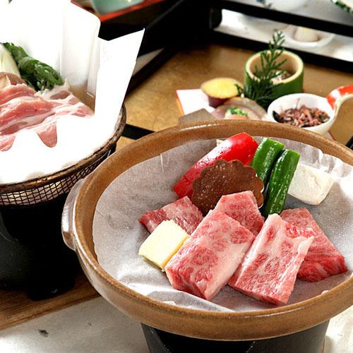 *料理一例/味覚で季節を感じる。