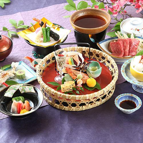 *料理一例/飛騨の食をお愉しみ頂けます。