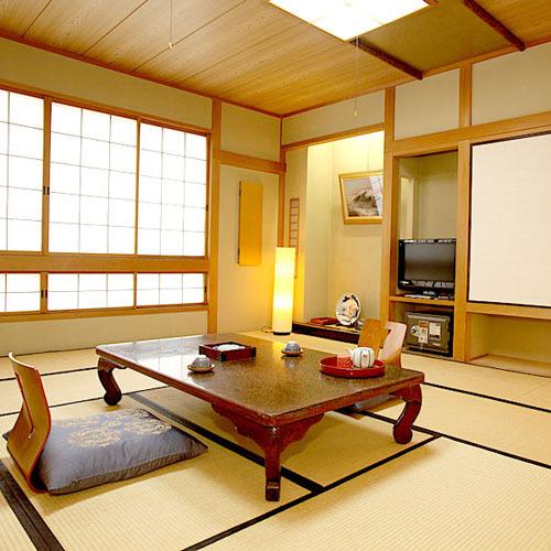*客室一例/情緒漂う和室のお部屋で癒しの時を。