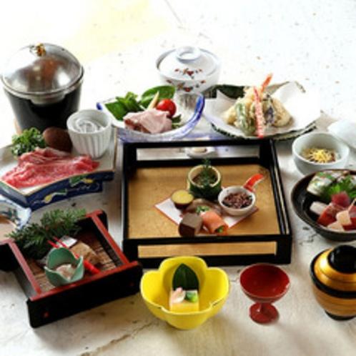 *料理一例/山海の恵みを丁寧に調理いたします。