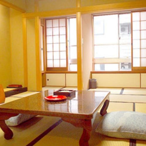 *客室一例/広々!ファミリーなどでゆったりと。「12畳和室」