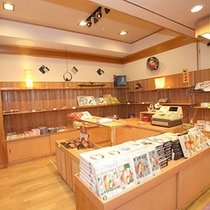 *土産コーナー/旅の思い出に下呂温泉のお土産はいかがですか?