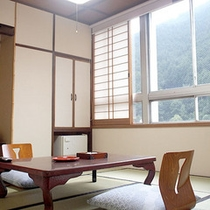 *客室一例/ゆったりとした落ち着きのある「8畳和室」
