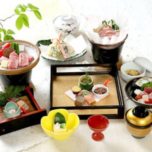 *料理一例/季節の旬の味覚をご堪能ください。