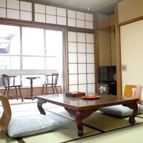 *客室一例/趣のある「10畳和室」