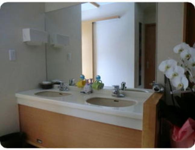 ○2階洗面台