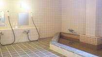 *【温泉大浴場】女性大浴場/日頃の疲れや、コリをほぐしましょう。