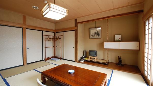 高社山が見える新館和室10畳◆高社◆