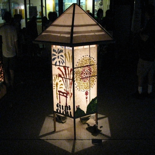 飯山灯篭祭