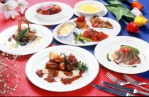 家族で楽しむフランス料理フルコース