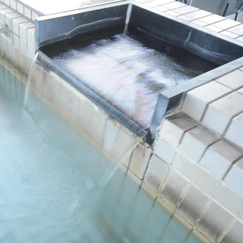 ◆大浴場湯口