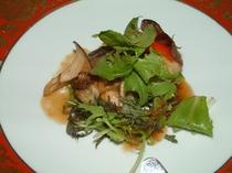牡蠣料理一例