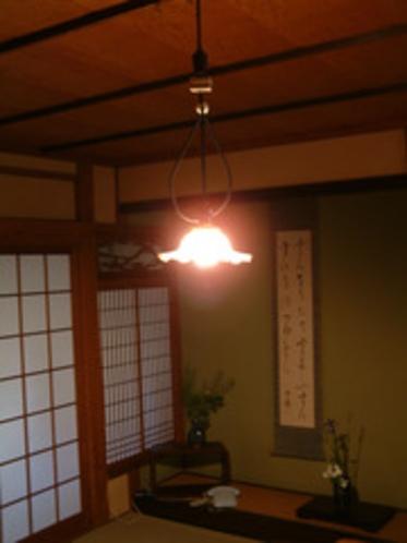 部屋ライト