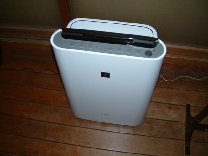 空気清浄器 一例