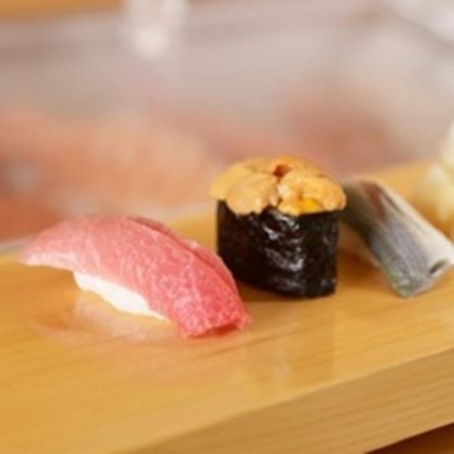 「味街道 五十三次」寿司(イメージ)