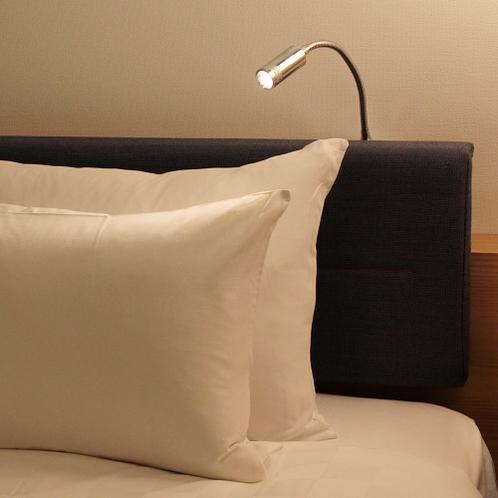 ミレニアルルーム ベッドライトイメージ