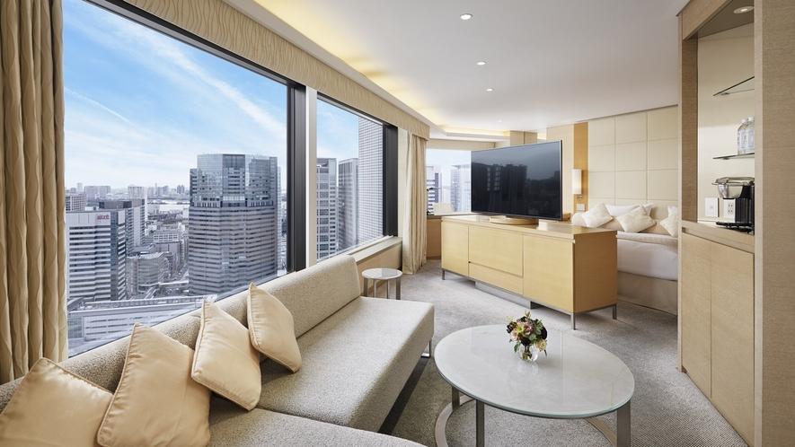 スーペリアダブルルーム(メインタワー36階)