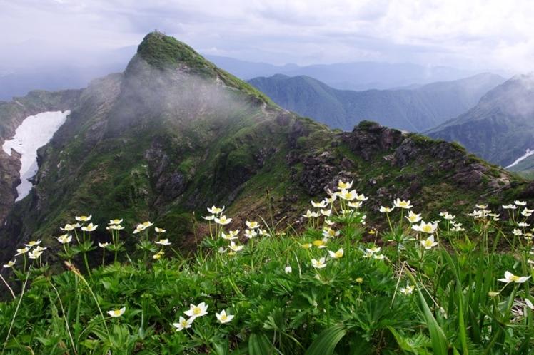 2018夏の谷川岳