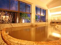 月光の湯 大浴場