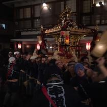 伊香保祭本神輿