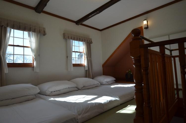 メゾネットタイプ:2階寝室