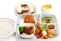 小学生食イメージ(夕食)