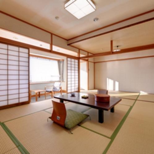 *和室14畳(客室一例)/グループや大家族でのご宿泊に◎雄大な秋吉台を眺め、寛ぎの休日を。
