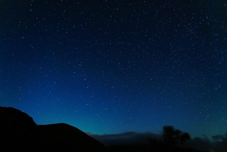秋吉台の満天の星・・・♪