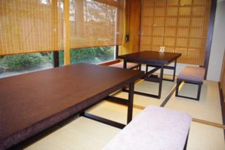 レストラン テーブル座敷  3個室あります