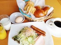 橿原オークホテル 朝食