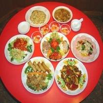 赤穂飯店 料理