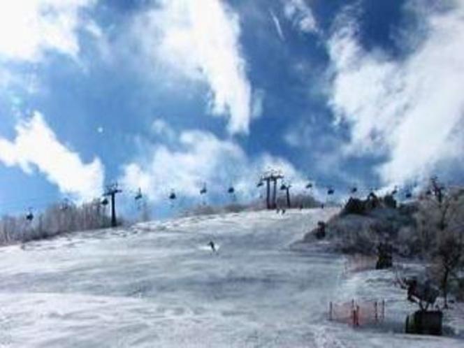 かぐら みつまたスキー場