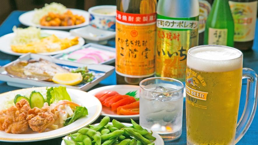 ◆レストラン_おつまみ&お酒◆仕事終わりに、お腹と心を満たす至福のひととき★