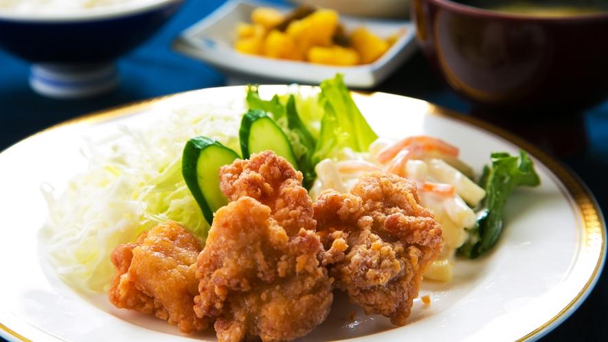 """◆【無料】夕食◆「ご飯&味噌汁&メイン&香の物」が付いて、まさかの""""無料""""!!★"""