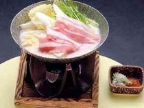 千代幻豚豆乳鍋