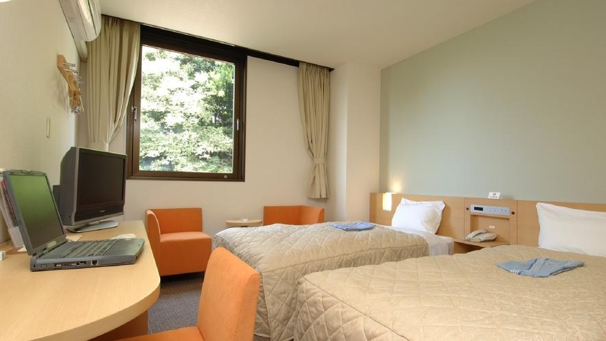 ・Twin Room ツインルーム