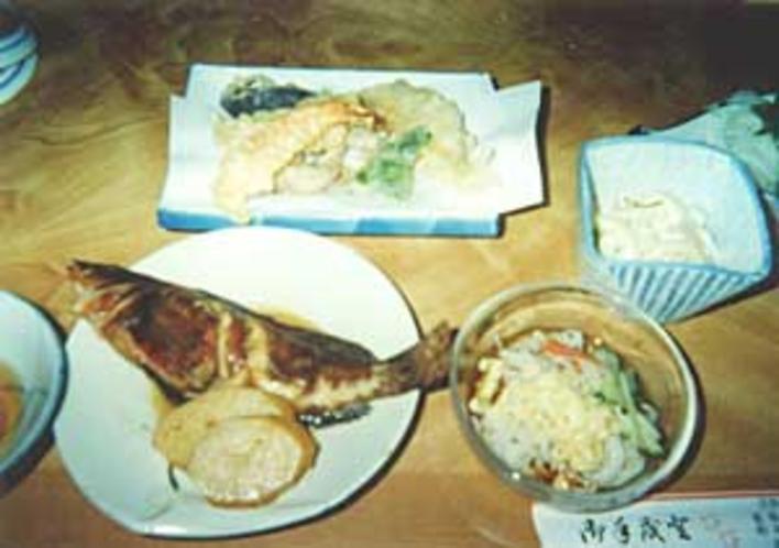 お食事例:夕食