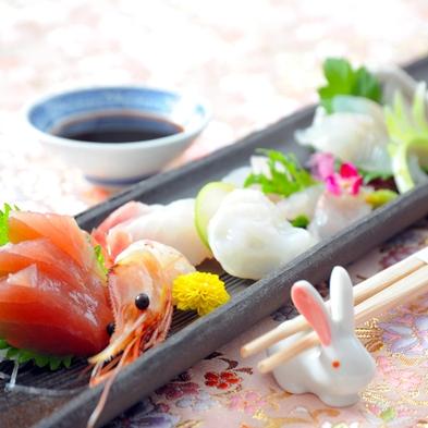 【いけがみ流日本料理ー松ー】天然黒アワビ焼き × きときと旬魚お造り盛り × 特選黒毛和牛ステーキ