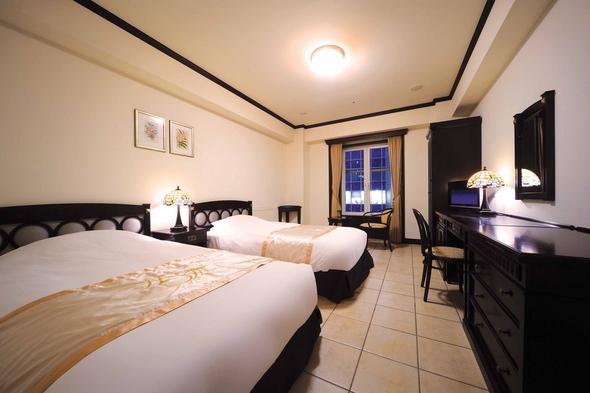【1日10室限定!】特別価格でご提供。プラハの館でやすらぎの時を《素泊り/入浴券無》