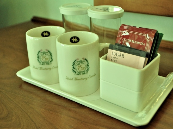 グラス・マグカップ・お茶