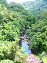北広島町は自然がいっぱい★渓谷