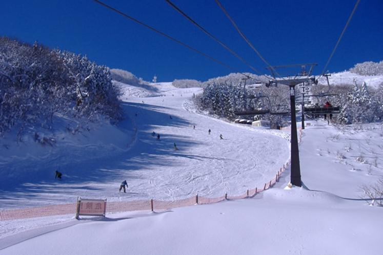 芸北国際スキー場【車で80分】