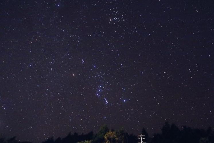 感動を呼ぶ、満天の星空を観賞しよう